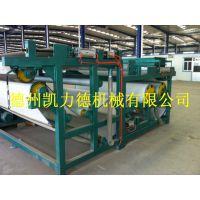 污泥脱水压滤机 压滤设备 带式压滤机