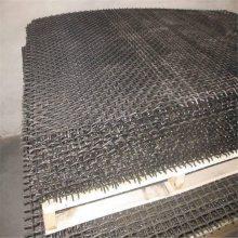 矿筛网厂 钢绞线轧花网 小轧花网生产