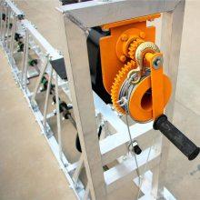 九州提供4米振动梁 8米混凝土整平机 10米混凝土振捣梁?