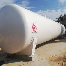 唐山市30立方LNG低温储槽,100立方天然气储罐厂家菏锅