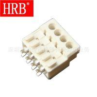 HRB RAST2.5 IDC 连接器 鸿儒RAST系列M7234卡板连接器