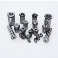 钛浩机械微型钻夹头专业品质加工厂