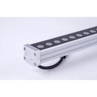 厂家供应新款LED洗墙灯防水线性条形大功率全彩RGB线型投光灯14W