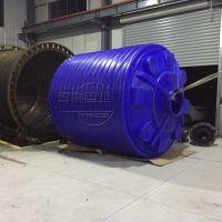 台州 供应15吨塑料水箱 滚塑PE水箱 塑料储罐