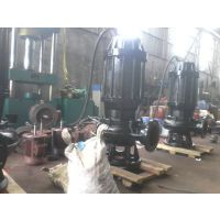 QW系列潜水排污泵100QW110-10-5.5KW厂家直销,立式排污泵型号参数