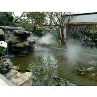 游乐场人造雾系统 雾森降温设备价格 案例(沭阳|大丰|如皋|启东|溧阳|海门)
