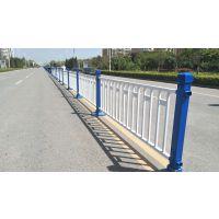 供应郑州道路广告板护栏 市政交通隔离护栏 小区车辆分离护栏