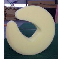 东泰线切割包装海绵内衬泡棉成型 38度黑色EVA切割制品供应