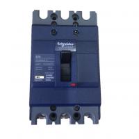 施耐德塑壳断路器EZD160M4160ELN原厂直销