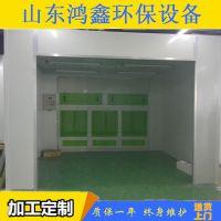 打磨吸尘柜 干式脉冲打磨除尘柜量身定做 高效节能选鸿鑫