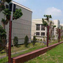 车间隔离护栏网 机场隔离铁丝网 防护围栏网