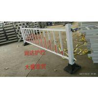 湖南润达厂家供应市镀锌钢管政护栏、道路护栏、