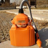 推荐直销灭蚊杀虫喷雾器电动消毒喷药机背负式超低雾化机