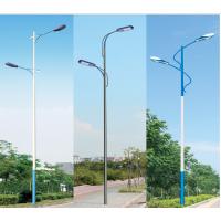 朔州50W7米单臂路灯 阳泉新款LED路灯 科尼照明景观灯