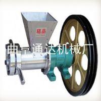 现货供应 四用香酥粽子膨化机 自熟成型面粉膨化机 通达