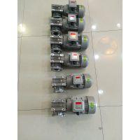 万鑫交流380V-0.37KW电动机组合铝合金涡轮蜗杆减速机NMRV050/25