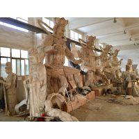 纯手工木雕佛像厂家 湖北佛圣堂 非物质文化遗产保护项目基地