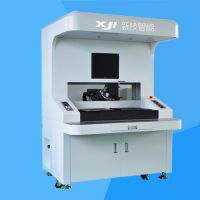 新技智能双工位型视觉自动点胶机 视觉喷胶打胶机 传感器点胶机 厂家供应