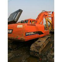 斗山225二手挖掘机出售全国包送