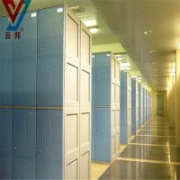 物质收纳柜 塑料寄存柜 上海松江现货直销 ABS防水防潮更衣柜