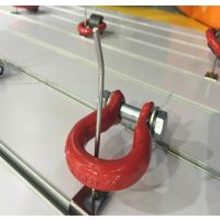 G80高强度合金钢卸扣 起重卸扣 链条卸扣厂家现货零售