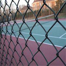 镀锌铁丝勾花网 排球场护栏 边坡防护网