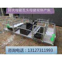 河北养猪设备厂出售双体母猪产床价格