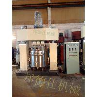 东莞动力混合搅拌机 有机硅高分子成套生产设备 龙门式搅拌机强力搅拌设备 6000L非标连续作业混合机