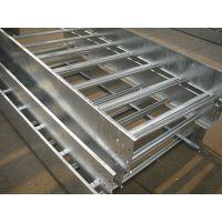 热镀锌电缆线槽钢制汇线槽,浸锌,厂家供应桥架规格齐全,防水,户外槽式桥架