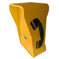 管廊防水IP对讲广播终端 ,壁挂式防水防尘免提对讲电话机,IP65,支持SIP协议