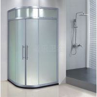 淋浴房选购误区—玻璃并非越厚越好