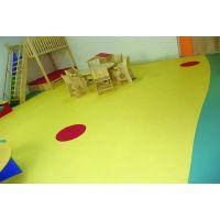 河南省郑州实验幼儿园塑胶地板施工及价格