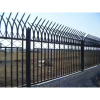 巨人小区围墙围栏,别墅区院墙围栏,锌钢隔离栏,质优价廉
