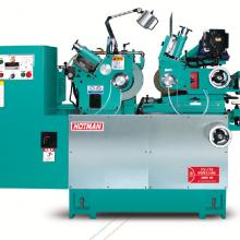 高精密无心磨床FX-12S加装机械手、实现自动化磨削