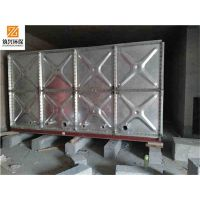 西安镀锌水箱,组装式镀锌钢板水箱