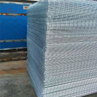 联利粉墙网片 冷拔丝焊接网片 建筑防护网生产厂家