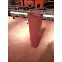 湖北益阳天旺350*250型浇筑专用圆柱锥形串筒