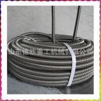 金属波纹管卷管机 预应力制管机设备 小型镀锌管制管机厂家