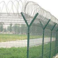 厂家供应 监狱护栏网 监狱镀锌防护隔离网