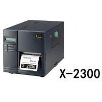 河南郑州Argox立象X2300高印量工业型二维码条码打印机