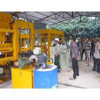 遵化小型水泥制砖机价格小型砖机华源水泥砌块机结实耐用
