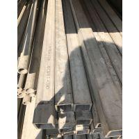 南宁40x40x4.0厚304不锈钢无缝方管 工业配管用无缝方管