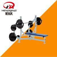 平卧推胸训练器 悍马系列恒庆健身器材HQ-3006 健身房健身器械 可定制颜色