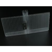 10mm透明U型锁扣阳光板,U型锁扣阳光板批发价格_佛山朴丰