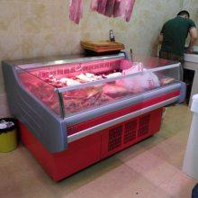 重庆生鲜超市专放鲜肉的冷柜价钱多少钱