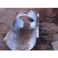 厂家0.5-3.0现货 云南钢波纹涵管施工 金属波纹涵管 乡村道路施工