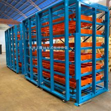 山东阁楼式货架 重型货架组合 钢结构平台图纸 ZY10090 厂家直销