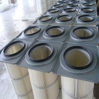 厂家供应捕沥青烟专用除尘滤芯 粉尘滤筒