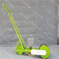 手扶系列小麦播种机 适用于平原地区小麦播种机 小型手动手提式种植机