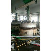 出售二手5吨搪瓷反应釜,3吨不锈钢反应釜工大机械